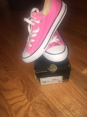 New in box size 2 converse for Sale in Lawrenceville, GA