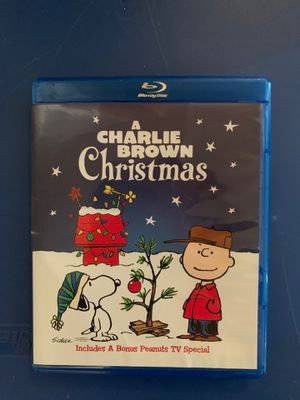 Charlie Brown Christmas DVD Blue Ray for Sale in Crestview, FL