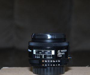 Nikon 28mm 2.8d great condition. for Sale in Virginia Beach, VA