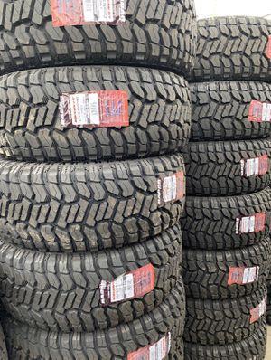 "RADAR RENEGADE RT 17"" inch Tires Rugged Terrain Size LT 35x12.50R17 .....$189 EA for Sale in La Habra Heights, CA"