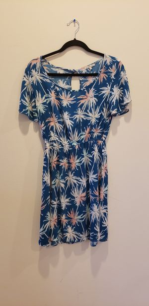 Charlotte Russe Floral Beach Dress for Sale in Mill Creek, WA