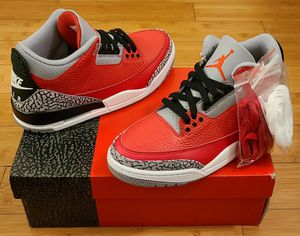Jordan Retro 3's size 8 and 10.5 for Men. for Sale in Lynwood, CA