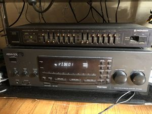 Kenwood Receiver for Sale in Chicago, IL