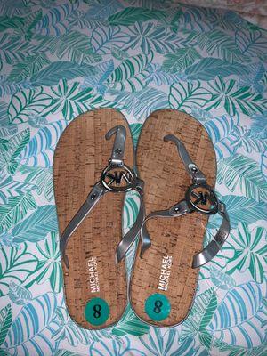 Michael Kors sandals 👡 for Sale in Houston, TX