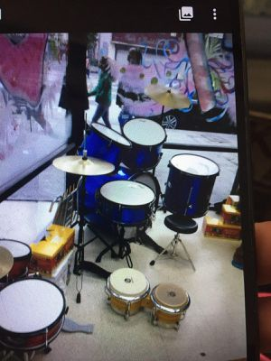 Drums set for Sale in San Pedro, CA