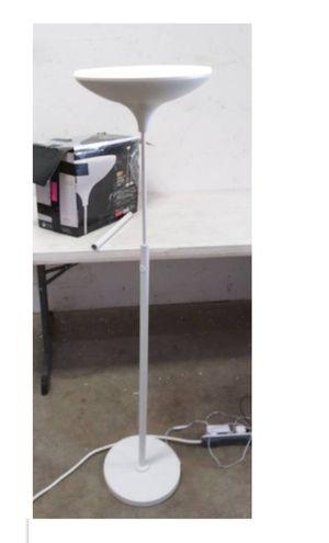 "Globe Electric 71"" White Floor Lamp for Sale in Derby, KS"