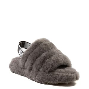 Gray New UGG Slippers for Womens Available Sizes in Most U.S Women's for Sale in Long Beach, CA