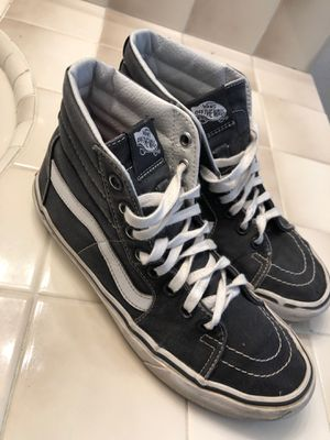 Vans size 5.5 men's/ 7 women's for Sale in Santa Cruz, CA