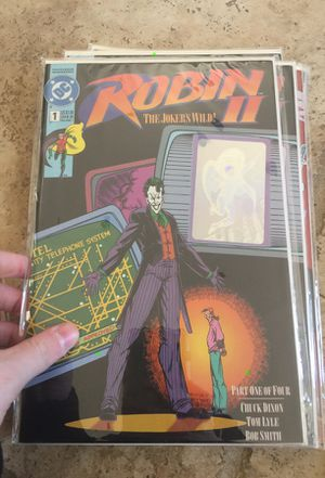 Robin 2 vintage comic complete set for Sale in Atlanta, GA