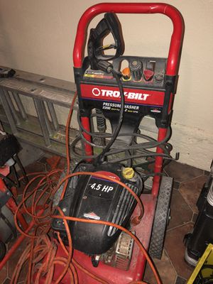 Pressure washer for Sale in San Francisco, CA