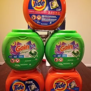 Tide And Gain Pods for Sale in Mesquite, TX