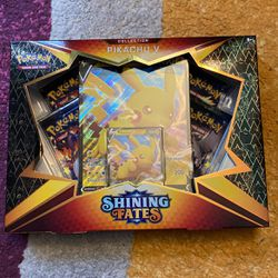 Pokemon Shining Fates Pikachu V Box for Sale in Bowie,  MD