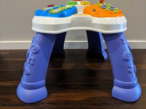 VTech seat-to-stand baby activity table for Sale in Maple Valley, WA