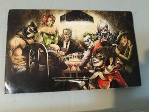 DC Batman Villians Poster for Sale in Baldwin Park, CA
