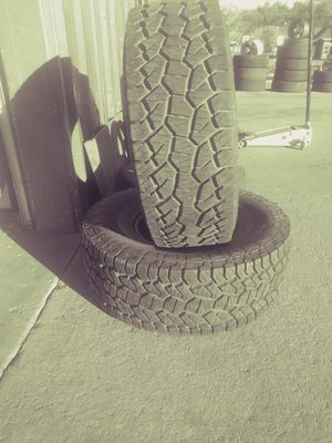 Winter specials on all tire sizes for Sale in Payson, AZ