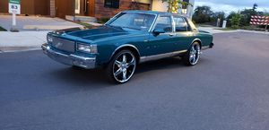 1987 Chevy Caprice brougham for Sale in Federal Way, WA