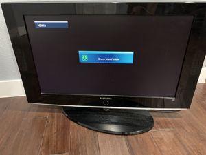 34 inch Samsung TV (NO REMOTE) for Sale in Carson, CA