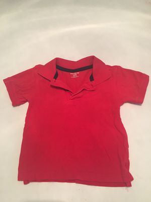 Girl 2t red uniform shirt uniforme rojo for Sale in Hialeah, FL
