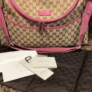 Real Gucci Diaper Bag for Sale in Sterling Heights, MI