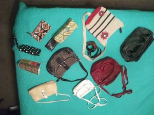 Steal of a DEAL Package of Name brand Handbags & Wallets for Sale in Indian Shores, FL