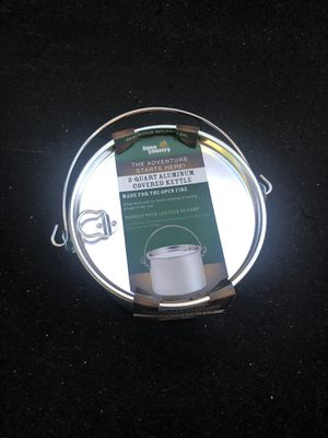 Camping kettle, pot for Sale in Riverside, CA