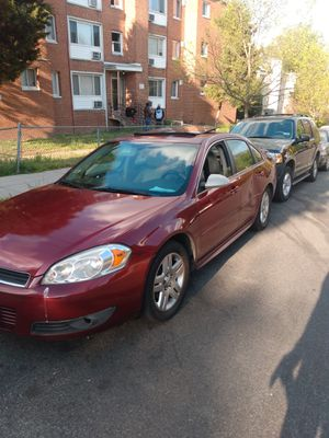2010 Chevy impala for Sale in Washington, DC