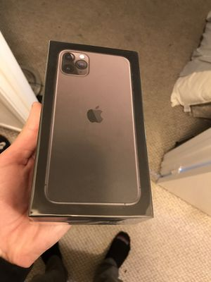 Apple iPhone 11 Max Pro 512 GB for Sale in Hayward, CA