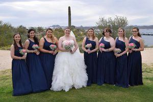 Vera Wang bridesmaids dress for Sale in Tempe, AZ