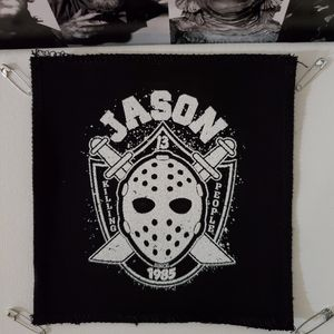 """Horror Movie """"Friday The 13 Jason Voorhees """" PATCH. for Sale in Los Angeles, CA"""