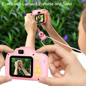 Kids Camera Children Digital Cameras for Girls Toys 1080P 2 Inch Toddler Video Best Birthday Gift for 3-10 Year Old Girls with 32GB SD Card (Pink) for Sale in Tampa, FL