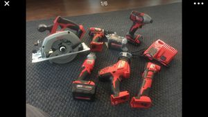New Power Tool Set for Sale in Brighton, CO