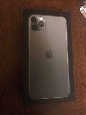 iPhone 11 Pro Max 256 Gb unlock for Sale in Tampa, FL