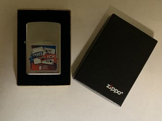 Zippo Lighter Big Slick Design, new for Sale in Snohomish,  WA