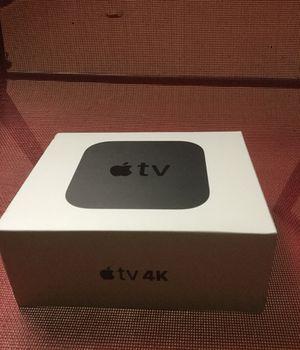 Apple TV 4K 64gb new for Sale in Miami, FL