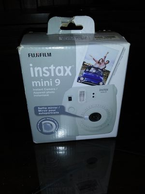 Fujifilm Instax Mini 9 Instant Film Digital Camera with Built In Printer Polaroid for Sale in Los Angeles, CA