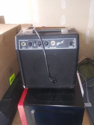 Guitar amp for Sale in Lakewood, WA