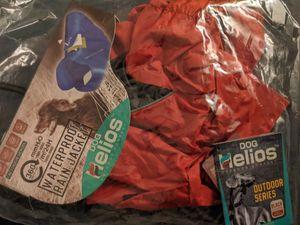 Dog Helios waterproof rain jacket-2 for 35 for Sale in San Leandro, CA