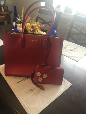 Michael Kors bag and wristlet wallet for Sale in Coram, NY