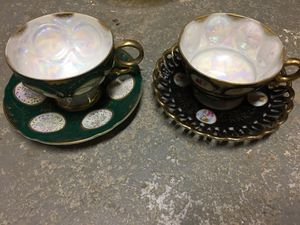 Antique China Cups with Saucers for Sale in Troy, MI