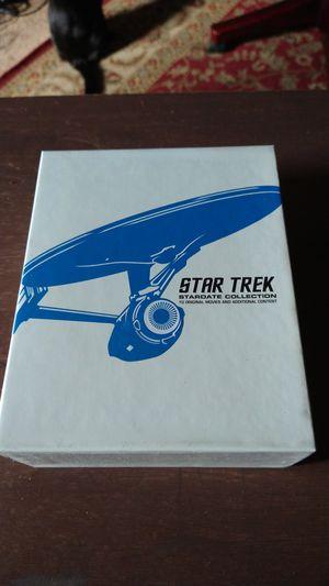 Star Trek Stardate Movie Collection Bluray 10 Films and Original Content for Sale in Bonita, CA