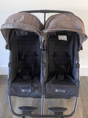 Zoe XL2 twin/double stroller - Upgraded / Limited Version for Sale in Roslyn, NY
