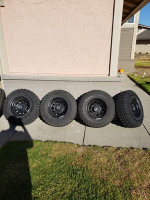 M/T wheels and tires for Sale in Marina, CA