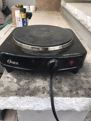 Oster hotplate 2 in stock for Sale in Queens, NY