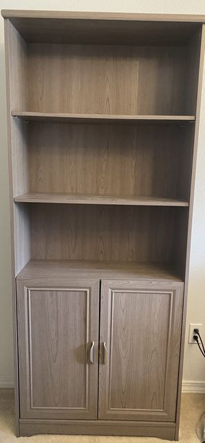 Desk and Bookshelf for Sale in Cantonment, FL