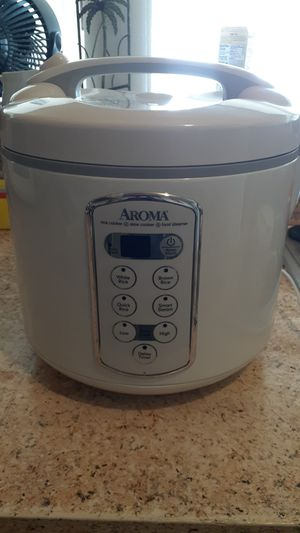 Aroma rice cooker for Sale in Stanton, CA