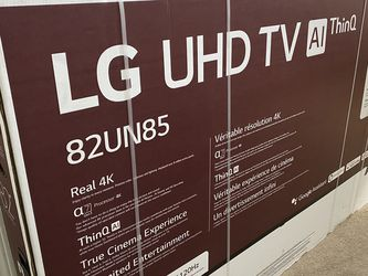 82 Inch LG Tv Bran New To Big For Living Room for Sale in Lawrence,  MA