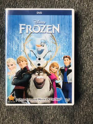 Frozen Disney DVD 📀 movie for Sale in Falls Church, VA