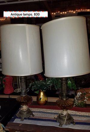 Antique lamps for Sale in Garner, NC