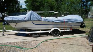 Boat year 1993. Its in good shape for Sale in Grand Junction, CO