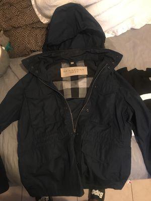Burberry Brit ZipUp Rain Jacket- Unisex for Sale in North Las Vegas, NV